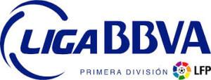 Logo der Primera Division - La LigaBBVA