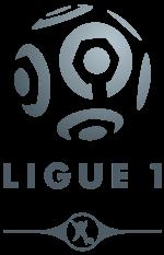 Das Logo der Ligue 1 - der höchsten französischen Fußballliga