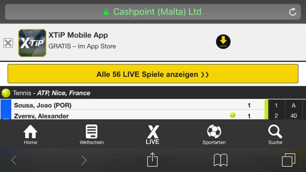 x-tip app download ios app