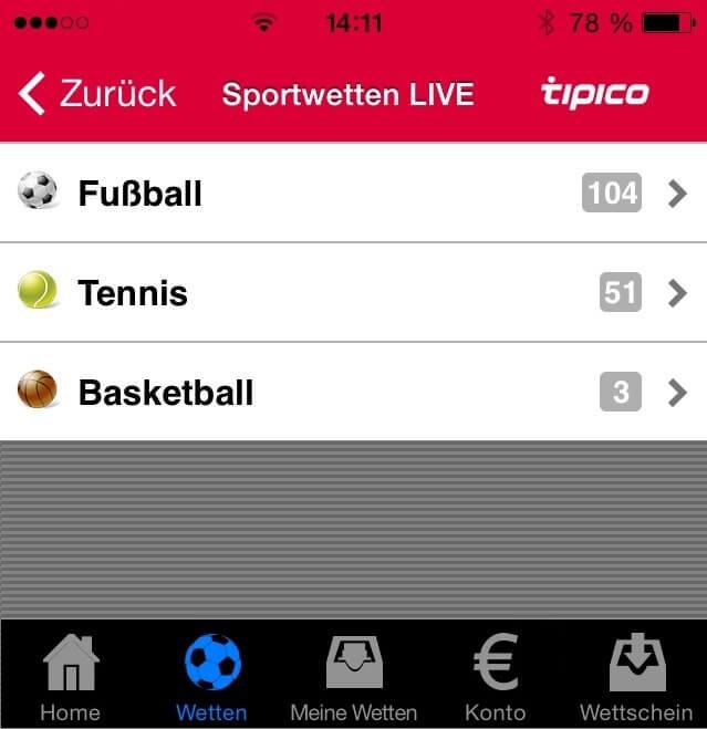 tipico app deutschland