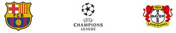 Barcelona - Leverkusen Quoten Topspiel der Woche Champions League Sportwetten App