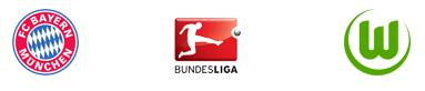 Bayern - Wolfsburg Topspiel