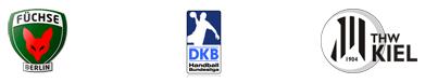 Füchse Berlin - THW Kiel Quoten und Vorbericht