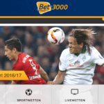 Bet3000 Update der App
