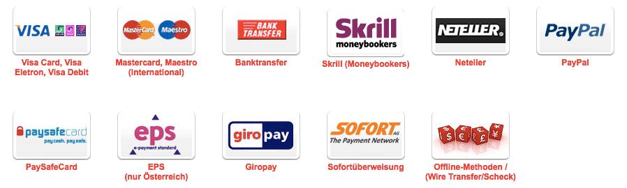 Ladbrokes Banking Ladbrokes Einzahlung Ladbrokes Auszahlung